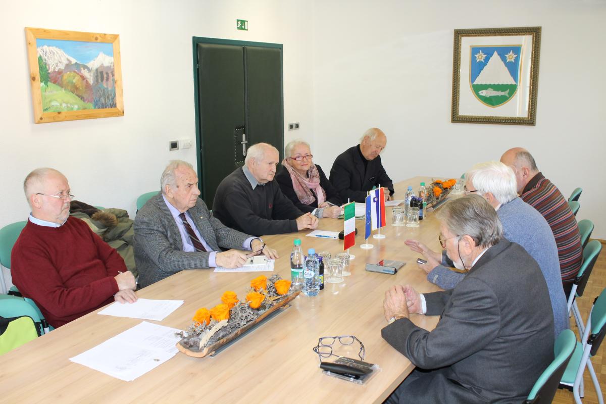 Sodelovanje med ANPI-jem in Zvezo borcev